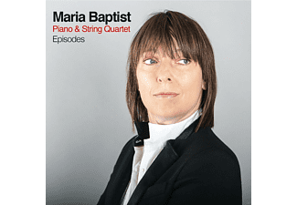 Maria Baptist - Episodes [CD]