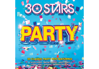 VARIOUS - 30 Stars Party [CD]