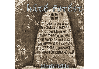 Hate Forest - Battlefields - (Vinyl)