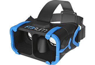 FIBRUM Pro, Virtual Reality Brille, Blau/Schwarz