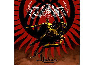 Darkestrah - Manas [CD]