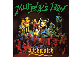 Murphys Law - Dedicated (Ltd.Coloured Vinyl) - (Vinyl)