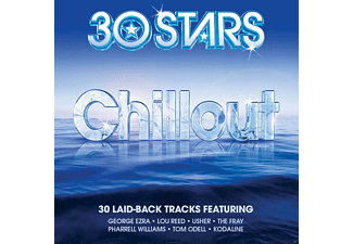 VARIOUS - 30 Stars: Chill [CD]