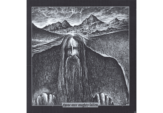 Hate Forest, Ildjarn - Those Once Mighty Fallen [CD]