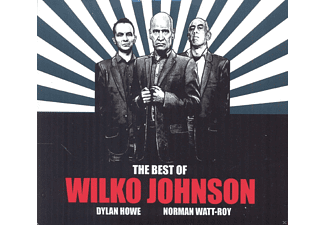 Wilko Johnson - The Best Of (180 Gr.Red+Black Gatefold) - (Vinyl)