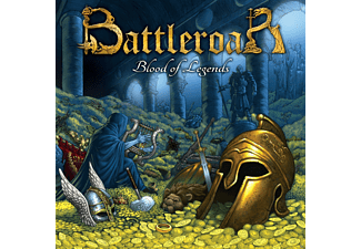 Battleroar - Blood Of Legends (Double Vinyl) [Vinyl]