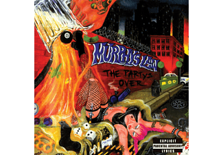 Murphys Law - The Party's Over (Ltd.Coloured Vinyl) - (Vinyl)