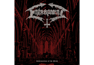 Entrapment - Lamentations Of The Flesh (Red/Black Gatefold Viny [Vinyl]