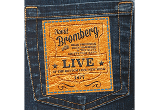 Bromberg Bromberg, Dean Fiedman, John Hammond, Nitty Gritty Dirt Band - Live At The Bottom Line,New York 1977 - (CD)