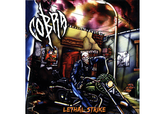 Cobra - Lethal Strike (Ltd.Orange 180g Vinyl) [Vinyl]
