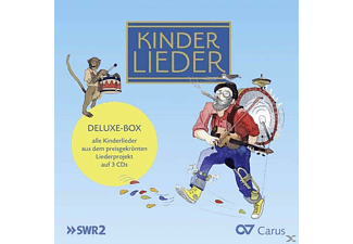 VARIOUS - Kinderlieder Vol.1-3-Deluxe-Box - (CD)