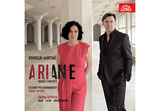 Essener Philharmoniker - Ariane / Double Concerto - (CD)