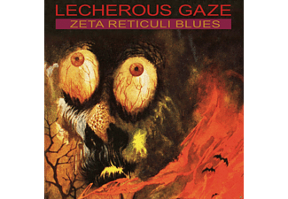 Lecherous Gaze - Zeta Reticuli Blues [Vinyl]