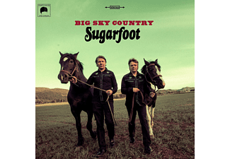 Sugarfoot - Big Sky Country (180 Gr./Double Vinyl/Incl.Cd) [LP + Bonus-CD]