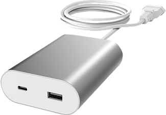 ARTWIZZ PowerPlug USB-C 24W + USB-A 12W Notebook Netzteil