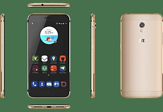 ZTE Blade V7, Smartphone, 16 GB, 5.2 Zoll, Gold, LTE