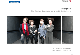 Eva Resch, Asasello Quartett - Insight - (CD)