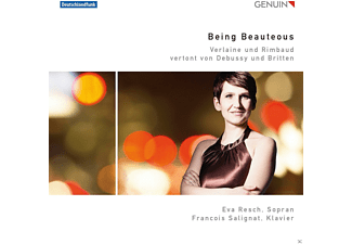 Eva Resch, Francois Salignat - Being Beauteous - (CD)