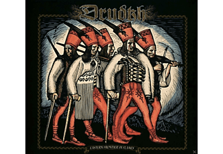 Drudkh - Eastern Frontier In Flames (Digipack) [CD]