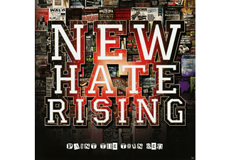 New Hate Rising - Paint The Town Red [CD]