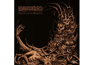 Anarchos - Descent Into The Maelstrom [CD]