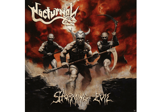Nocturnal - Storming Evil [CD]