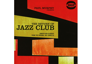 VARIOUS - Paul Murphy Presents The Return Of Jazz Club [CD]
