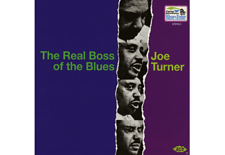 Joe Turner - The Real Boss Of The Blues [CD]