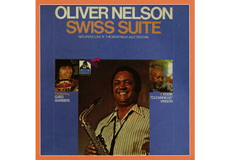 Oliver Nelson - Swiss Suite - (CD)