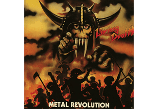 Living Death - Metal Revolution [CD]