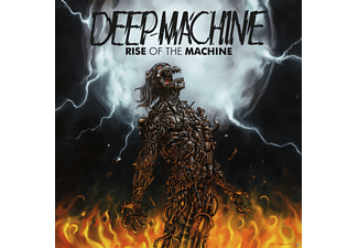 Deep Machine - Rise Of The Machine [CD]