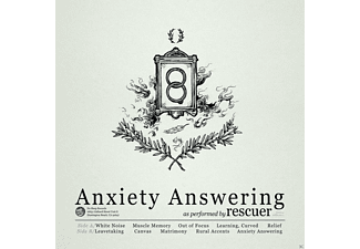 Rescuer - Anxiety Answering [CD]