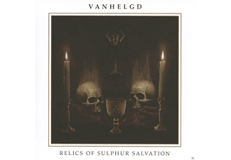 Vanhelgd - Relics Of Sulphur Salvation - (CD)