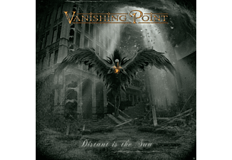 Vanishing Point - Distant Is The Sun - (CD)