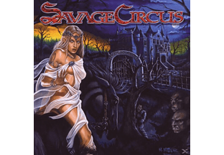 Savage Circus - Dreamland Manor [CD]