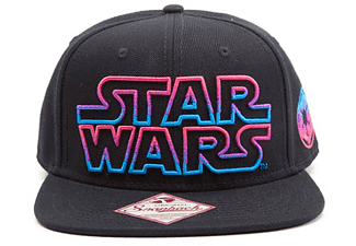 Star Wars - Snapback Cap mit Star Wars Logo