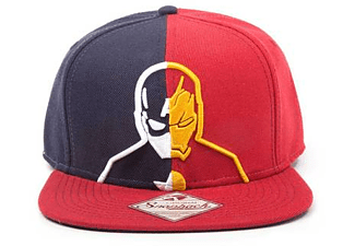 MARVEL - CAPTAIN AMERICA VS. IRON MAN - SNAPBACK