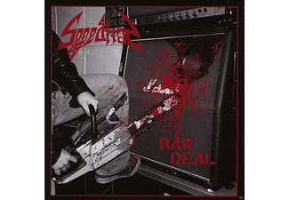 Speedtrap - Raw Deal [CD]