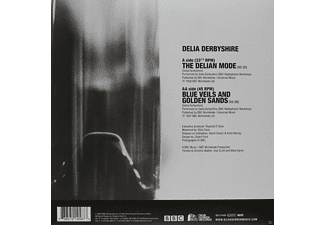 Delia Derbyshire - The Delian Mode / Blue Veils And Golden Sands - (Vinyl)