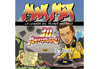 VARIOUS - Max Mix Megamix 30 Aniversario - (CD)