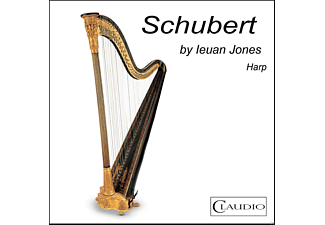 Leuan Jones - Schubert By Leuan Jones - Harp - (DVD-Audio Album)