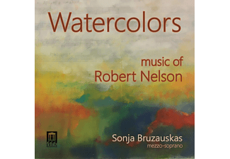Sonja/+ Bruzauskas - Watercolors - (CD)
