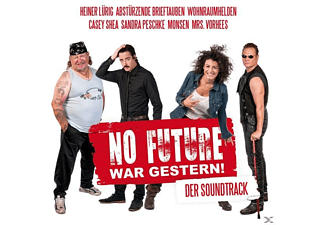 VARIOUS - No Future war gestern! ? Der Soundtrack - (CD)