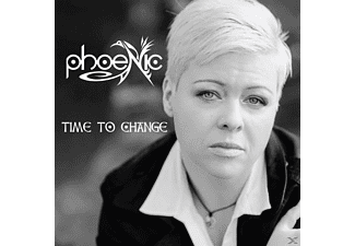 Phoenic - Time To Change - (CD)