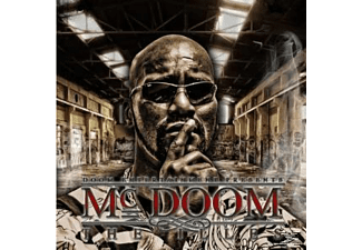 Mc Doom - The Illes - (CD)