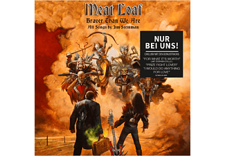 Meat Loaf - Braver Than We Are (Exklusive Edition + 3 Bonustracks) [CD]
