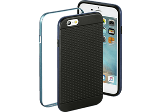 HAMA Planet Cover Set for Apple iPhone 6/6s Anthracite/Blue - (119170)
