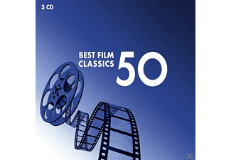VARIOUS - 50 Best Film Calssics [CD]