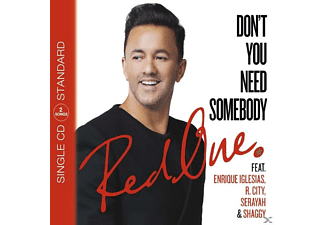 Redone - Don't You Need Somebody (2-Track) - (5 Zoll Single CD (2-Track))