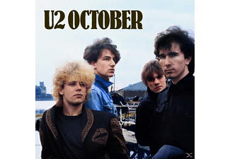 U2 - October (Heavy Weight Vinyl) - (Vinyl)